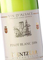 Kientzler Pinot Blanc 2006
