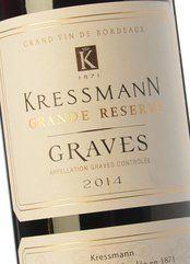 Kressmann Graves Rouge Grande Réserve 2016