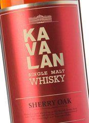 Kavalan Sherry Cask Finish