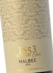 1853 Malbec 2016