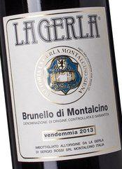 La Gerla Brunello di Montalcino 2014