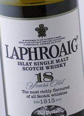 Laphroaig 18