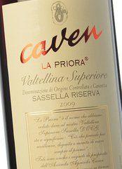 Caven Sassella Riserva La Priora 2010