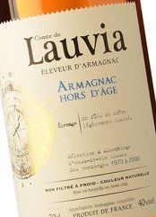 Lauvia Armagnac Hors d'Age
