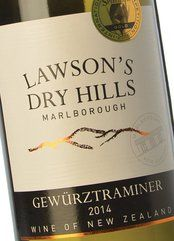 Lawson's Dry Hills Gewurztraminer 2016