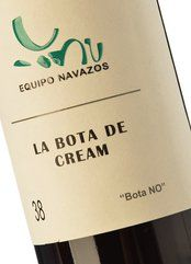 """La Bota de Viejo Cream 38 """"Bota NO"""" 37.5cl"""
