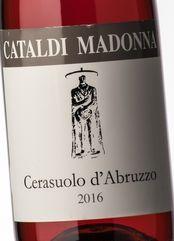 Cataldi Madonna Cerasuolo d'Abruzzo 2016