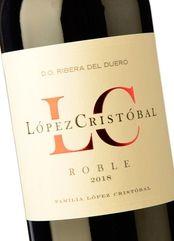 López Cristóbal Tinto Roble 2018
