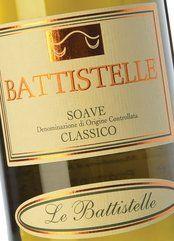 Le Battistelle Soave Classico Battistelle 2018