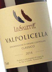 Le Salette Valpolicella Classico 2018