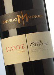 Castello Monaci Salice Salentino Liante 2017