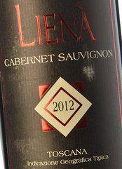 Chiappini Cabernet Sauvignon Lienà 2012