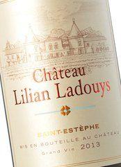 Château Lilian Ladouys 2016