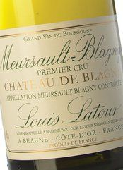 Louis Latour Meursault Blagny Premier Cru 2013