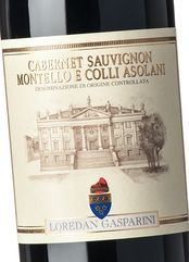 Loredan Gasparini Montello Cabernet Sauvignon 2016