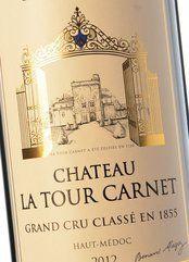Château La Tour Carnet 2015