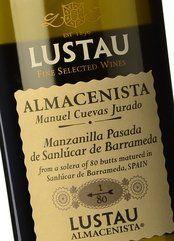Lustau Manzanilla Pasada Sanlucar (50 cl.)