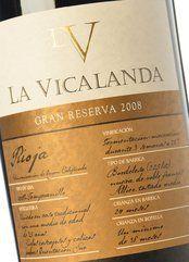 La Vicalanda Gran Reserva 2011