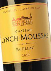 Château Lynch-Moussas 2016 (PR)