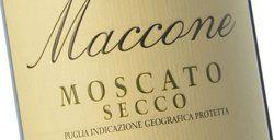 Angiuli Moscato Secco Maccone 2018