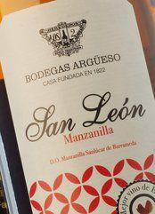 Manzanilla Argüeso San León