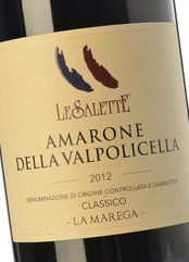 Le Salette Amarone La Marega 2015
