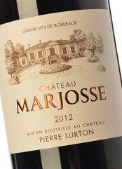 Château Marjosse 2018 (PR)