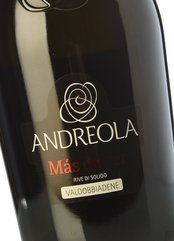Andreola Prosecco Extra Dry Más de Fer 2017