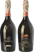 Andreola Prosecco Extra Dry Más de Fer 2018