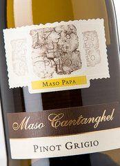 Maso Cantanghel Pinot Grigio Maso Papa 2017