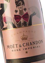 Moët & Chandon Rosé Impérial Unconventional Love