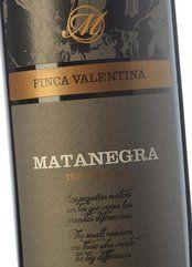 Matanegra VS Finca Valentina 2012