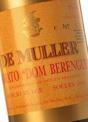 De Muller Priorat Dom Berenguer Solera 1918
