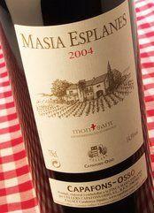 Masia Esplanes 2004