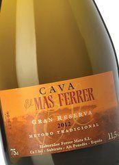 El Mas Ferrer Gran Reserva Brut Nature 2014