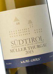 Muri-Gries Muller Thurgau 2015