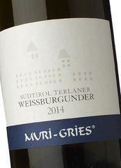 Muri-Gries Weissburgunder 2018