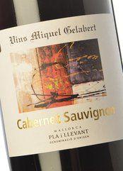 Miquel Gelabert Cabernet Sauvignon 2012