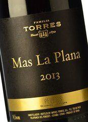 Torres Mas La Plana 2013
