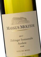 Markus Molitor Zeltinger Sonnenuhr 2017