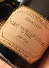 Marie-Noelle Ledru Grand Cru Brut Rosé