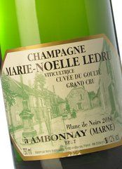 Marie-Noelle Ledru Cuvée du Goulté 2010