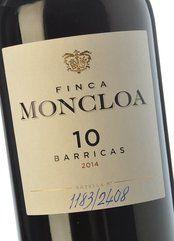 Finca Moncloa 10 barricas 2014