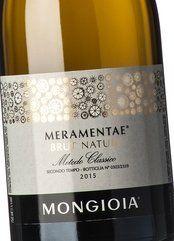 Mongioia Moscato Brut Nature M.Cl. Meramentae 2015