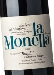 Braida Barbera del Monferrato La Monella 2018