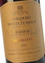 Cordero di Montezemolo Barolo Monfalletto 2015