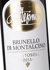 Altesino Brunello di Montalcino Montosoli 2015