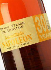 Amontillado Viejo Napoleón 30 años VORS