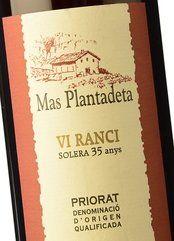 Mas Plantadeta Ranci Solera (50 cl.)