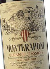 Monteraponi Chianti Classico 2017